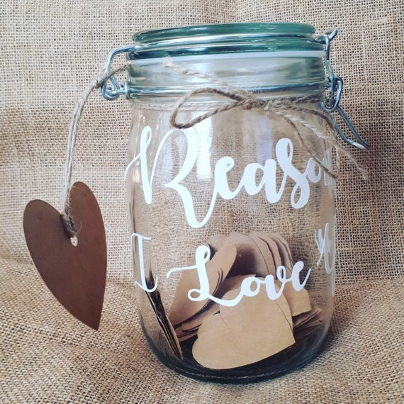 love notes jar