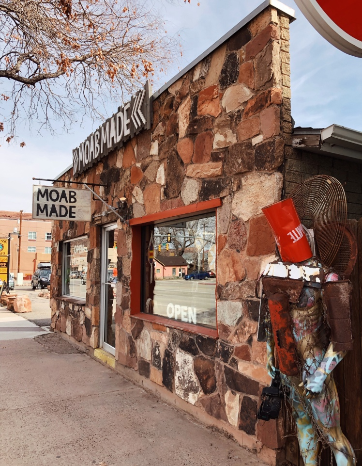Moab Crafts and shops